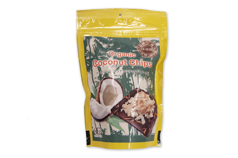 画像A:ココナッツチップ