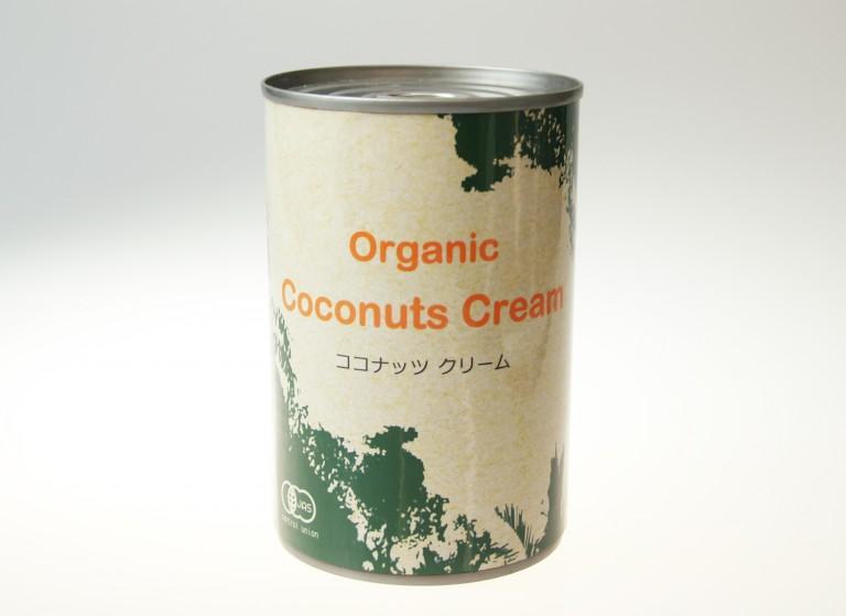 画像A:ココナッツクリーム